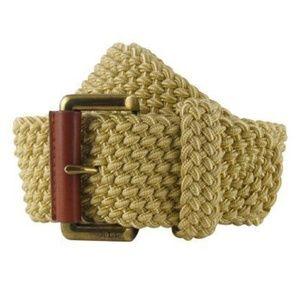 LAUREN Ralph Lauren Nylon Cord wid Belt Belt